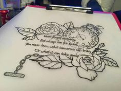 """200 Pictures of Female Arm Tattoos for Inspiration - Photos and Tattoos - Flower Tattoo Designs - With """"so"""" on the lower right side # side # lower - Dope Tattoos, Trendy Tattoos, Body Art Tattoos, Small Tattoos, Sleeve Tattoos, Tatoos, Beauty Quote Tattoos, Wing Tattoos, Awesome Tattoos"""