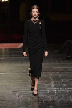Défilé Dolce & Gabbana Alta Moda Haute Couture printemps-été 2016 11