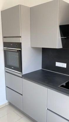 Kitchen Pantry Design, Kitchen Cabinet Styles, Diy Kitchen Storage, Modern Kitchen Cabinets, Modern Kitchen Design, Home Decor Kitchen, Interior Design Kitchen, Kitchen Tools, Kitchen Gadgets