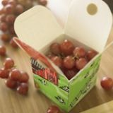 DIY Re-usable Lunch Containers >> snack box from paper milk carton Easy Crafts For Kids, Fun Crafts, All You Need Is, Sandwich Box, Snack Containers, Snack Box, Snack Pack, Diy, Homemade