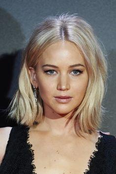 The hair !!! Jennifer Lawrence