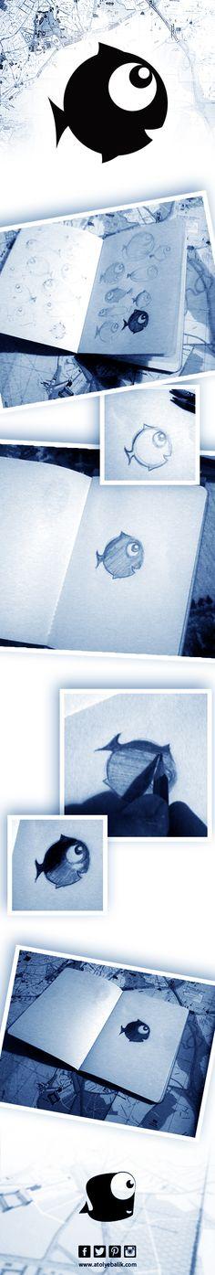 balık Nike Logo, Logos, Ideas, Art, Art Background, Logo, Kunst, Performing Arts, Thoughts