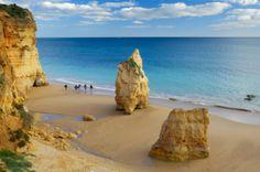 Praia De Rocha Seaside - Spent so many holidays here *sigh*