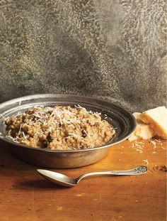 Recipe: Annette Joseph's Porcini Mushroom Risotto