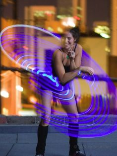 Gotta get better before I invest in one, but oooooo man I love to hoop. Led Hula Hoop, Led Hoops, Hula Hoop Workout, Fire Fans, Always Smile, Superfly, Burn Calories, Dance Music, Coachella