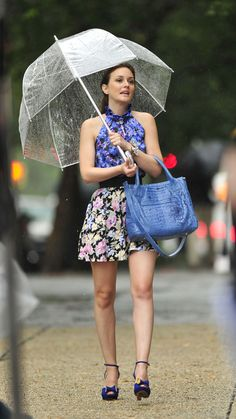 Style de Blair Waldorf : le look mix'n'match
