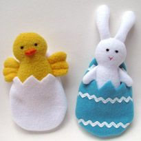 Easter basket sewing pattern easter baskets easter and tutorials negle Images