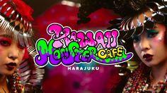 東京新名所 KAWAII MONSTER CAFE