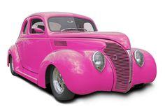 Pink Hot Rod