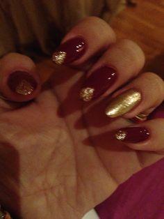 Shiny nails