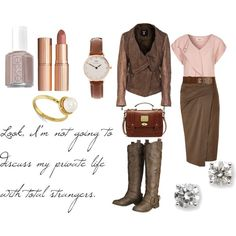 Claire Standish inspired outfit