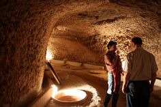 This winery has a cave cellar that is hundreds of years old and produced wine in clay jars....our guests enjoy the visit and tasting of their wines