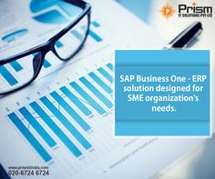 SAP Business One is a single, powerful application that can help you better manage practically every aspect of your daily operations. #SAPbusinessone #businessmanagementsoftware #PrismItsolutions #ERPsolution  http://www.prismitindia.com/sap.php