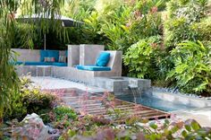 Luxury Spa and Garden Retreat for Outdoor Living