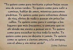 !Jaime Sabines. poeta y político mexicano, considerado como uno de los grandes poetas mexicanos del siglo XX.