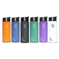 $23.95 - these look awesome, love the insulated ones, sounds like they fit cup holders too - Hydro Flask Flip Hydro Flip