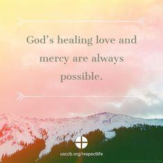 Respect Life, Eucharist, No Response, Healing, God, Dios, Allah, Communion, The Lord
