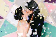 21 Wedding Photo Backdrops You Can Make Yourself