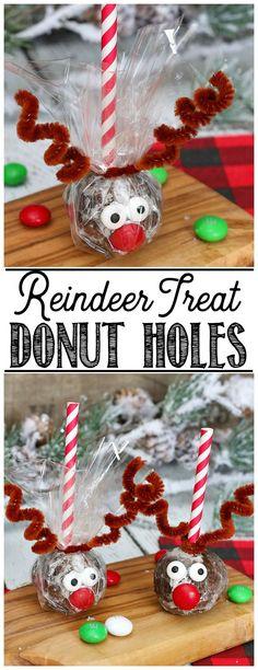 These cute reindeer