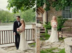 So many photo ops at the Riverside Receptions and Conference Center, just outside of Chicago | Joy Lyn Photography