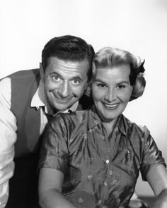Dick Van Dyke Show: Morey Amsterdam and Rose Marie