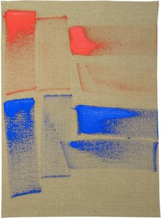Ingo Meller, 'Untitled (Cölinblau, Gamblin; Brilliant Rosa, Michael Harding),'…