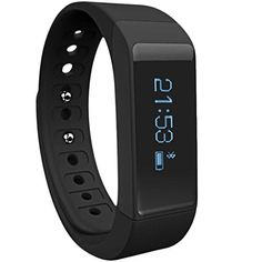 Fitness Tracker Watch Toprime Sports Bracelet Wearable Smart Band Sports & Outdoors App Data Manage Exercise Band  #band #bracelet #Data #Exercise #Fitness #Manage #Outdoors #Smart #Sports #Toprime #Tracker® #Watch #Wearable MonitorWatches.com