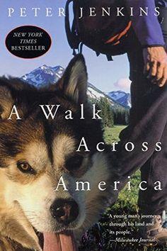 A Walk Across America by Peter Jenkins http://www.bookscrolling.com/best-hiking-memoir-books/