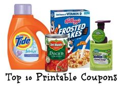 Top 10 Free Printable Coupons Online 2/12/14
