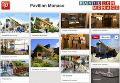 Expo 2015 Milano Blog: Pavillon Monaco... also on PINTEREST !