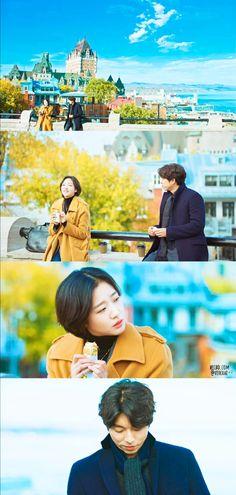Gong yoo kim go eun goblin drama