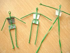 Modelling small-scale figures – Part 'twisted wire' armature – davidneatHere is a full, step-by-step account of making a simple twisted wire armature suitable for scale figures. I've been meaning to put this together for some time, since lo Art Fil, Clay People, Sculpting Tutorials, Paper Mache Sculpture, Clay Sculptures, Newspaper Basket, Free To Use Images, Paper Crafts Origami, Wire Crafts