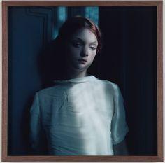 Hellen van Meene Dutch artist/photographer. Analogue. Children, teens, animals & still life .