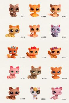 Nicole`s LPS blog - Littlest Pet Shop: Pets: Kitten