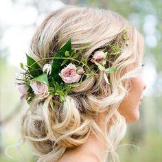 Flower Floral Hairband Headband For Party Bride Wedding Beach Headwear – Boho Moments