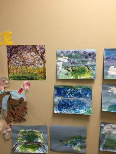 Our landscape painti