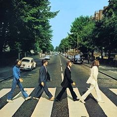 Released on this day in 1969. probably the most iconic album of the rock music era