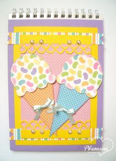 Latinas Arts and Crafts: Reto #8 Colores Pasteles