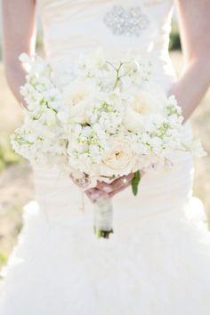 @Jocelyn Smith if this was purple? rustic hydrangea bouquet colorado wedding