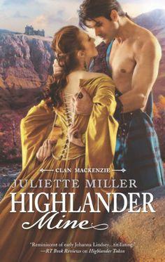 Highlander Mine (Hqn) by Juliette Miller,http://www.amazon.com/dp/0373778333/ref=cm_sw_r_pi_dp_9cX6sb1VY4QGDGA8