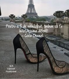 Coco Chanel, Motto, Attitude, Thoughts, Words, Quotes, Wisdom, Inspirational, Sport