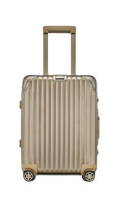 Topas Titanium 22in Cabin Suitcase