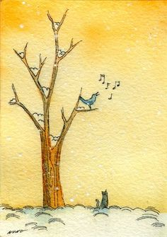 """""""Those who wish to sing...always find a song."""" - Swedish Proverb"""