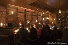 """Farmer's Cabinet, Craft Brew Bar    Interior shot of one of the most extensive European craft beer selections in Philadelphia, """"The Farmer's Cabinet,"""" located at 1113 Walnut St.    via Mike Revak Photography"""