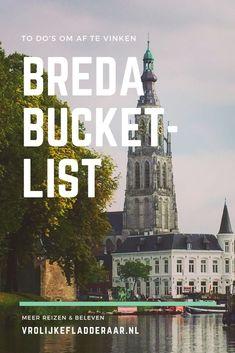 Tips voor de stad Breda bezoeken? Deze bucketlist dingen kun je doen tijdens je bezoek! Holland, Taj Mahal, Hotels, Building, Travel, The Nederlands, Viajes, Buildings, The Netherlands