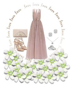 """"""""""" by poorvashikalra ❤ liked on Polyvore featuring Elie Saab, Paul Andrew, Tiffany & Co. and Bloomingdale's"""