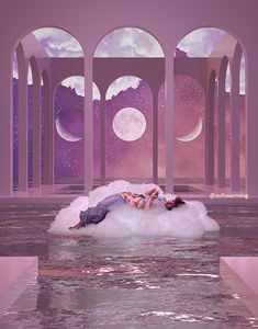 """Moonlight"" Poster Print 