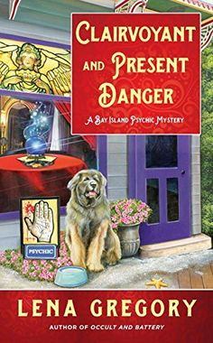 Clairvoyant and Present Danger (A Bay Island Psychic Mystery) by Lena Gregory, http://www.amazon.com/dp/0425282775/ref=cm_sw_r_pi_dp_x_sAgszbJYJ48TC