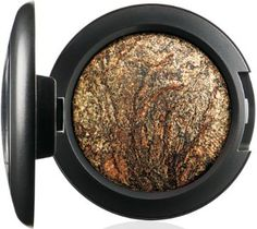 Gorgeous latest MAC eyeshadows: this shade, Gilt by Association [MacKarrie Beauty—Style Blog: MAC Mineralize Eyeshadow Expansion]