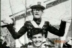 Roy Orbison in his Wink High School band uniform. Elvis Presley Concerts, Band Uniforms, Sun Records, Travelling Wilburys, White Blonde Hair, High School Band, Roy Orbison, Pointed Ears, Childhood Photos